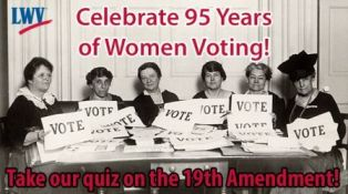 Take our quiz on the 19th Amendment