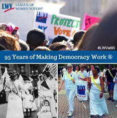 95 Years of Making Democracy Work