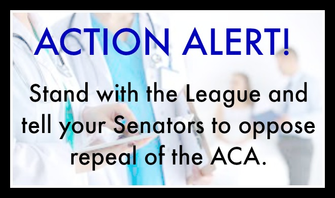 Tell Your Senators to Oppose Repeal of the ACA!
