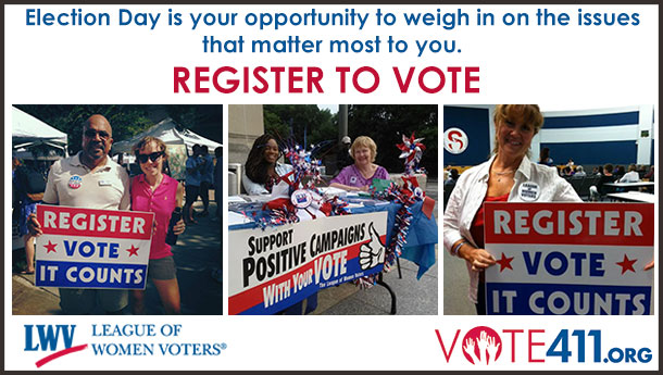 Register to Vote in 2014