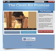 Clean Air Website
