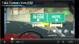 Take Control - VOTE PSA